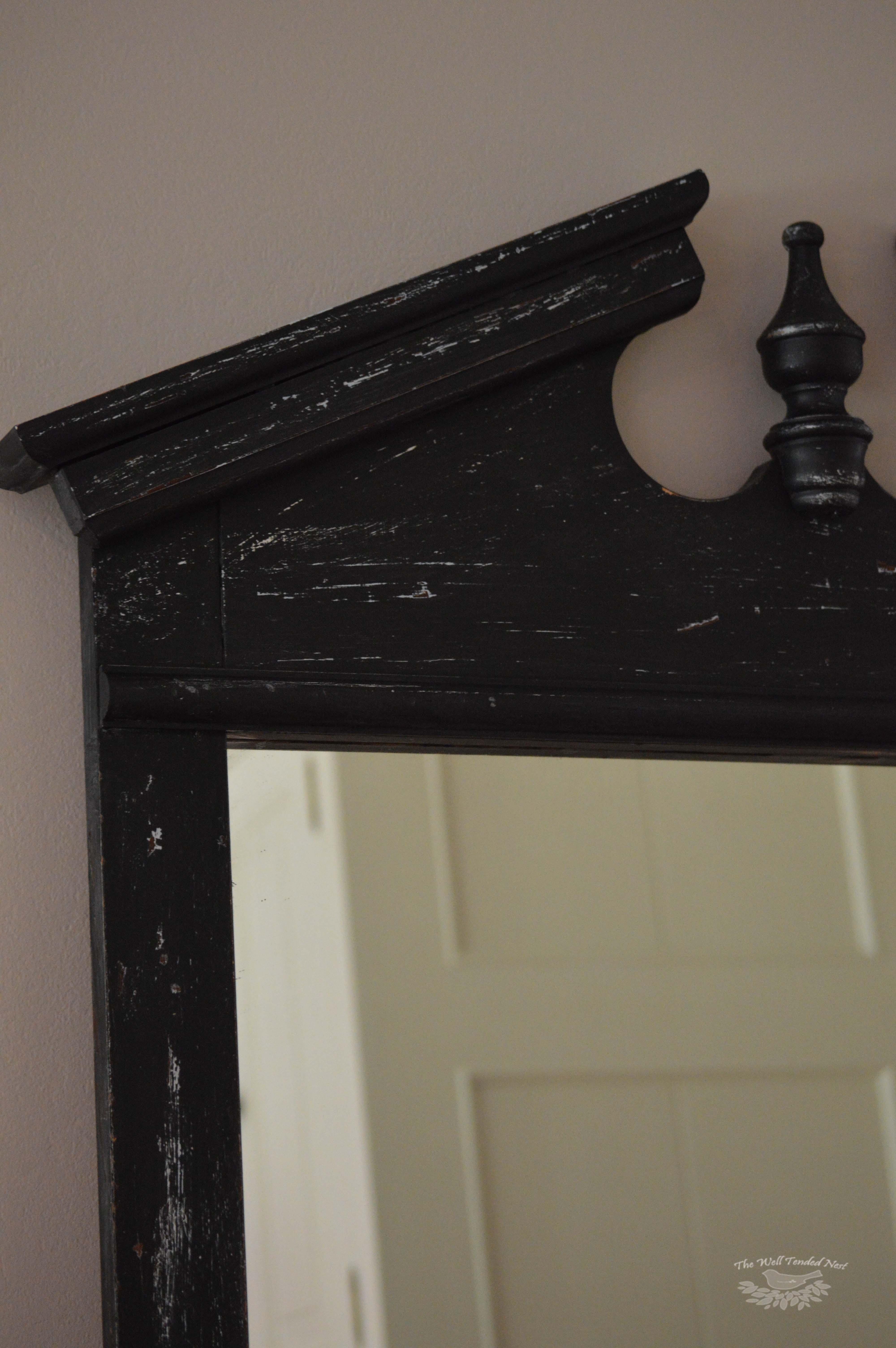 My Chalk Paint Mirror Recipes Home Decor Diy Wellness