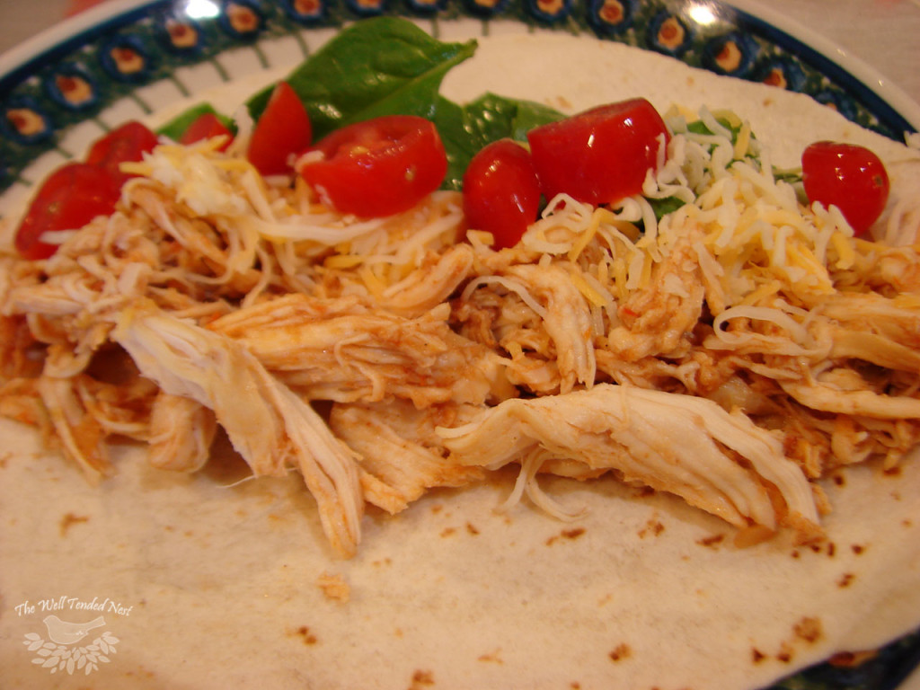 Mexican Chicken Recipe