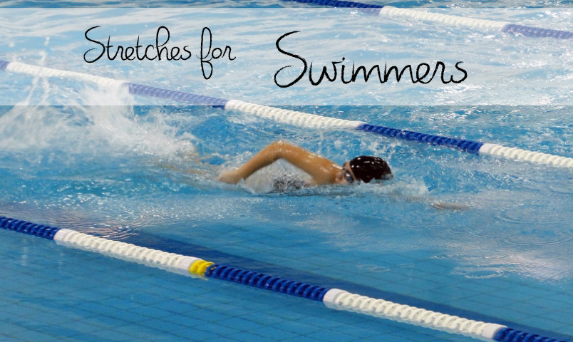 stretches for swimmers