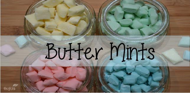 Butter Mint Slider